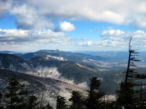 Beautiful views towards Chocorua - 2/9/2009