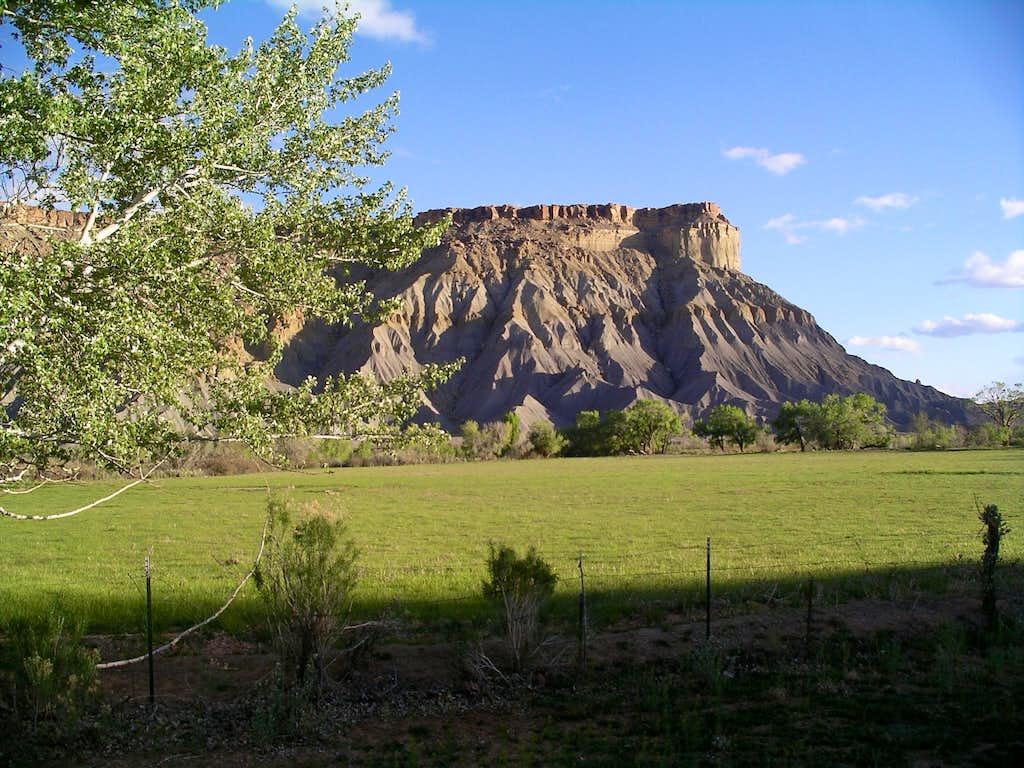 Caineville Mesa