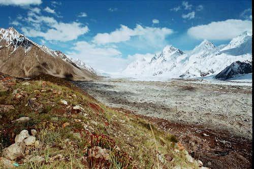 Hisper Glacier