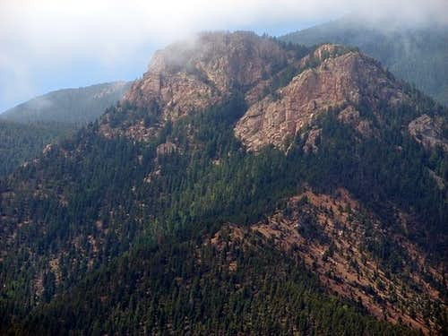 Cookstove Mountain
