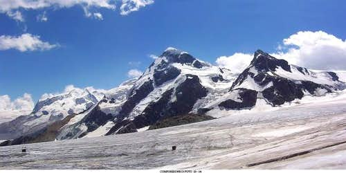 Breithorn and family