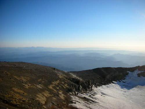 Rainier,Summit