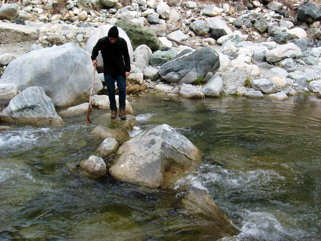 Creek Crossing..