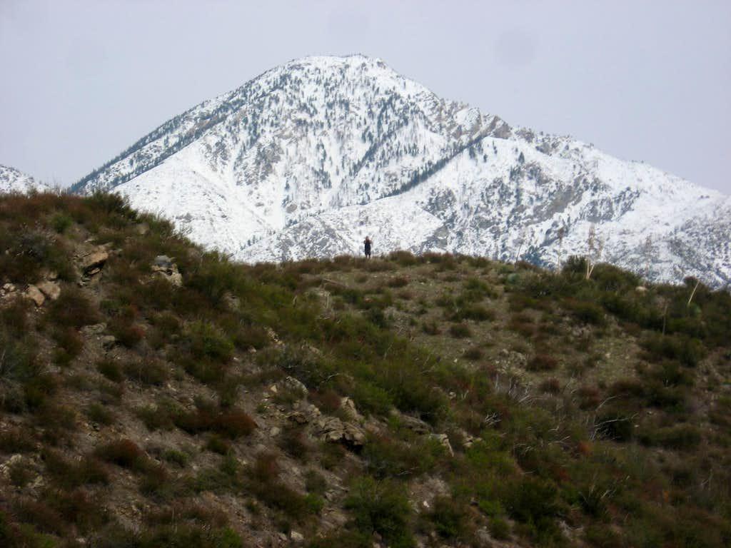 Frankish and Cucamonga Peak