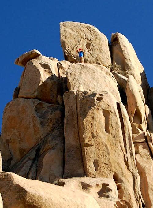 Valley of the Moon - Crag Climbing