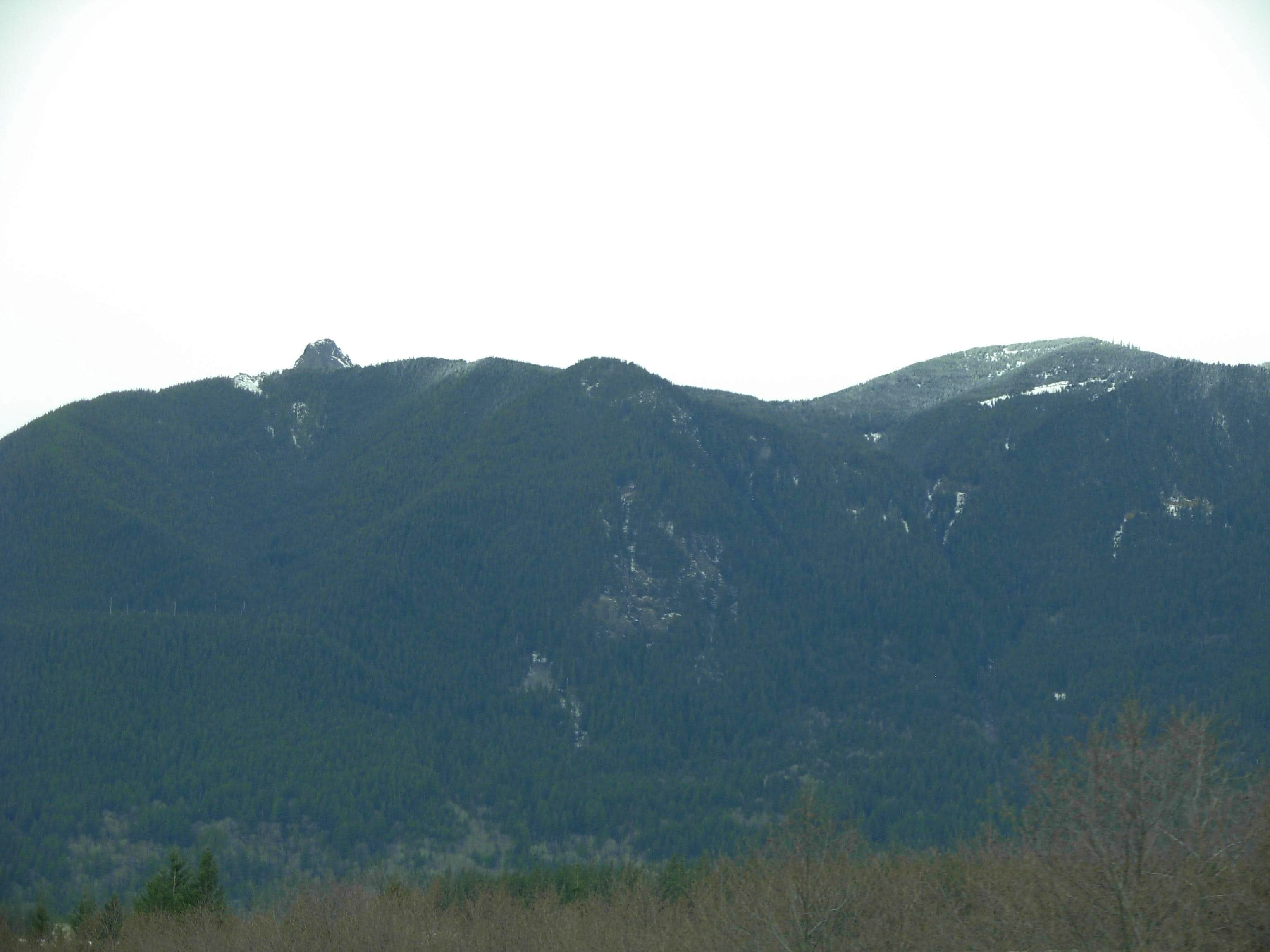 Mount Si Natural Resources Conservation Area (NRCA)