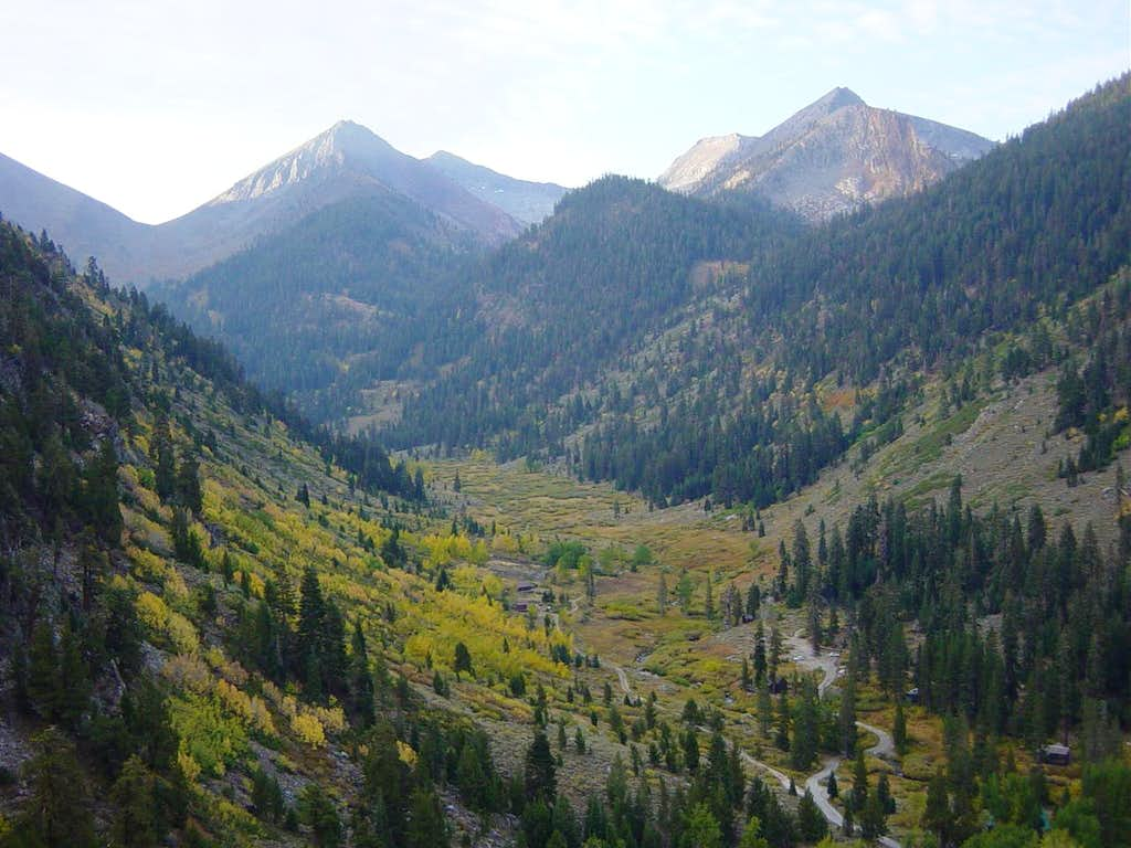 Mineral King valley
