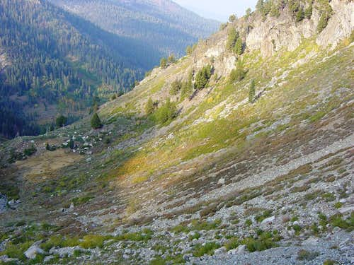 The unmaintained trail