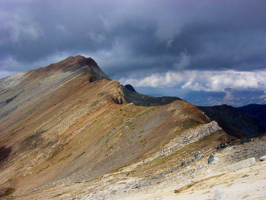 Glacier Pass & Empire Mountain