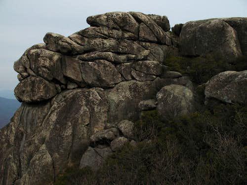 Summit Crags