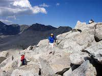 Donahue Peak Ridgeline