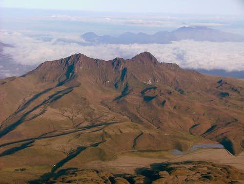 Rumiñahui from Cotopaxi.
