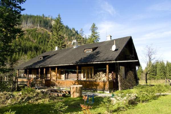Pod Muranom cottage in Dolina Javorova