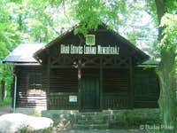 The old Eötvös Lóránd hut