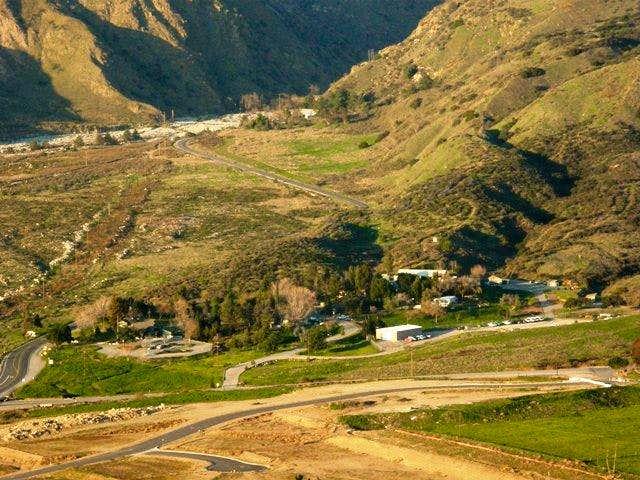 Mill Creek Ranger Station