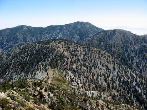 From Telegraph Peak..