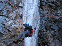 Canyoneering the Middle Fork of Lytle Creek