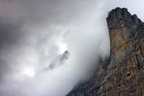 The North Face of Eiger