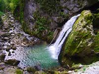 Eminenciás-vízesés / Cascada Evantai