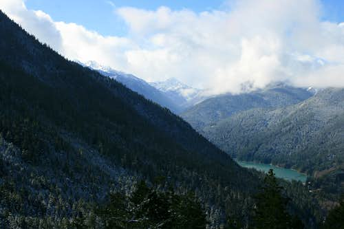 Upper Elwha Valley and Bailey Range