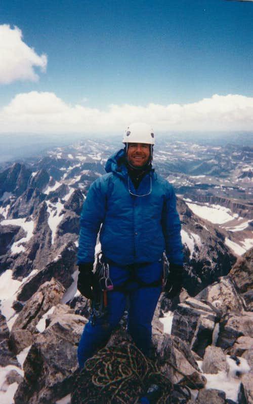 Grand Teton & Mt Moran