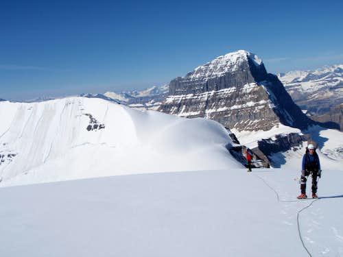 Mt. Woolley and Diadem Peak