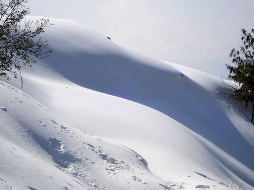 Kaghan Valley, Pakistan in winter