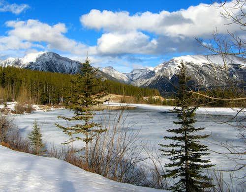 Canadian Rockies (Canmore, Alberta)