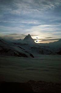 Matterhorn East Face from...