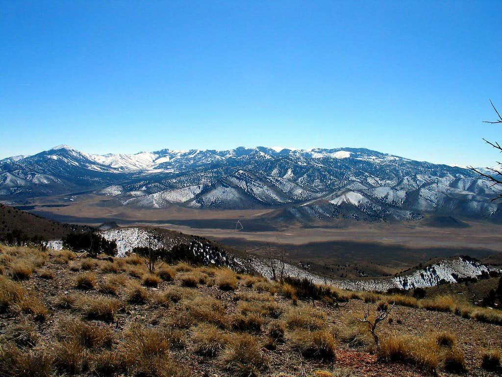 Boulter Peak area