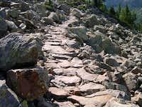 THe beautiful mul-track stone...