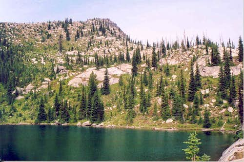 Long Mountain Lake