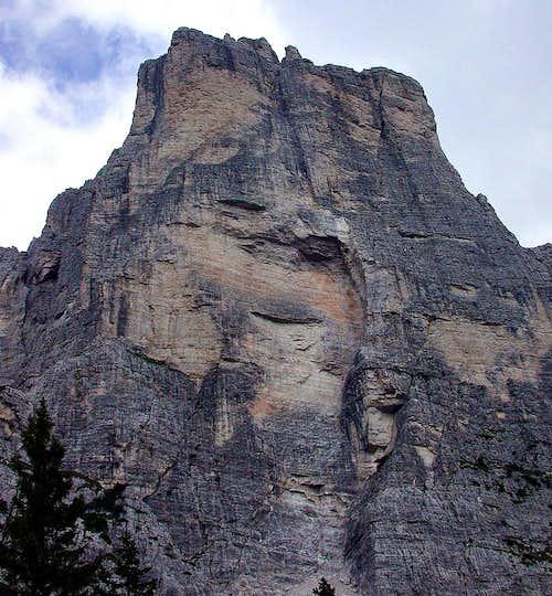 Torre Venezia - south wall