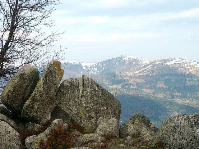 Hohneck, Vosges (17 April 2004