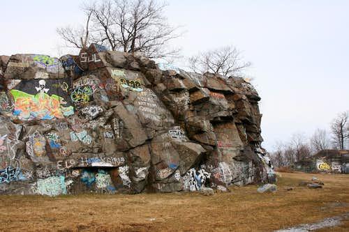 M Wall
