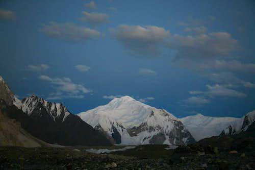Baltoro Kangri (7312m), Karakoram, Pakistan