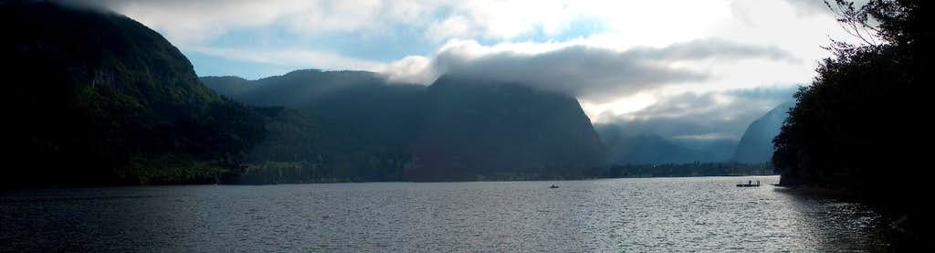 Bohinjsko Jezero (Bohinj lake)