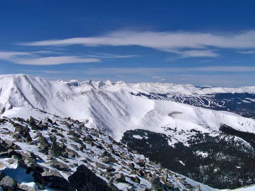 Bald Mountain & Breckenridge Ski Resort