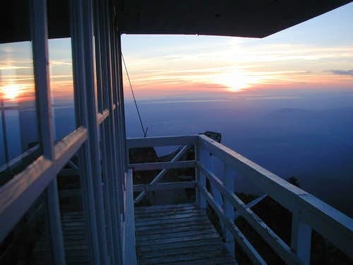 pilchuck tower