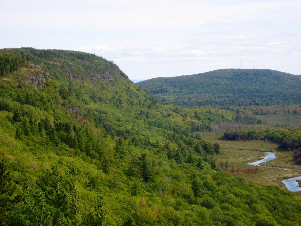 Ecarpment Ridge