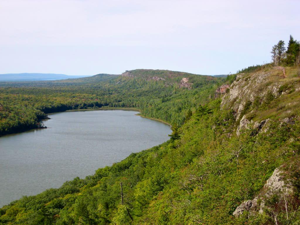 Escarpment Ridge