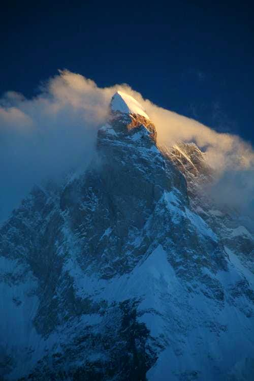 Masherbrum, Karakoram, Pakistan
