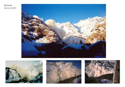 Avalanche 18 Jan. 1997