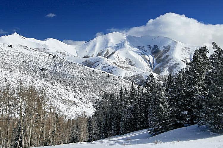 Lowe Peak, Utah