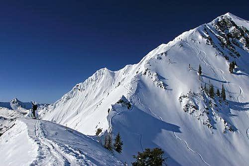 Mount Superior, Utah