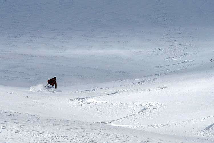 Sharp Mountain, Utah