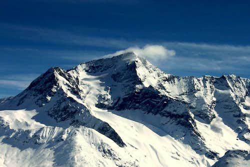 Mont Pourri (3779m)