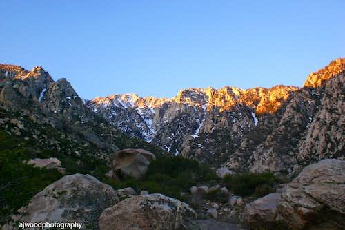 Summitpost Snow Creek Climb March 2009