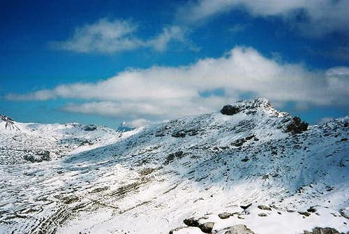Sass da Ciampac seen from...