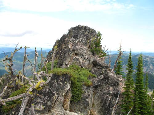 South Summit Crest
